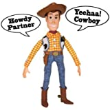 "Disney Toy Story 16"" Talking Woody Doll"