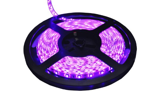 Liroyal 5M 3528 Smd 300 Led Light Strip Waterproof Xmas Lighting 12V Pink
