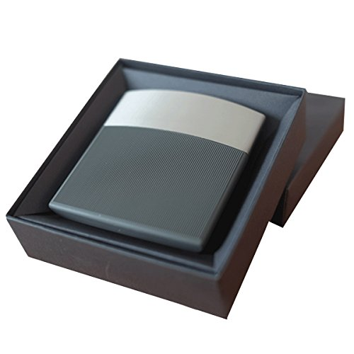Ashdown portasigarette moda in acciaio inox porta - Porta pacchetto sigarette amazon ...