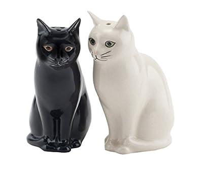 Quail Ceramics - Daisy & Lucky Salt and Pepper Pots by Quail Ceramics