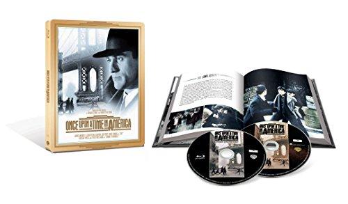 ワンス・アポン・ア・タイム・イン・アメリカ〈エクステンデッド版〉ブルーレイ版 スチールブック仕様(2枚組) [Blu-ray]