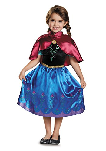 Anna Traveling Classic Costume for Toddler