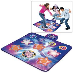 Dance Maker Shining Stars Single Dance Mat