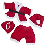 Santa Claus / Father Christmas Outfit Teddy Bear Clothes to fit 8