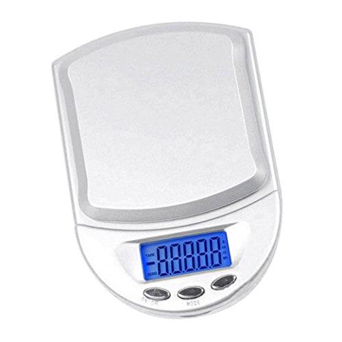 Weiheng WH-118 100g/0.01g Mini Balance à bascule Digital balance numérique