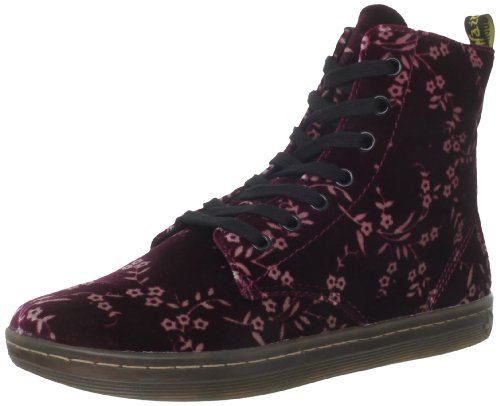 Dr. Martens Women's Hackney Black Lace Ups Boots 14686001 8 UK