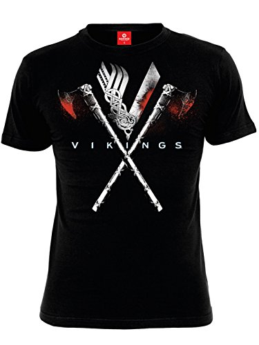 Vikings Axe To Grind T-Shirt nero S