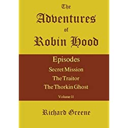The Adventures of Robin Hood - Volume 11