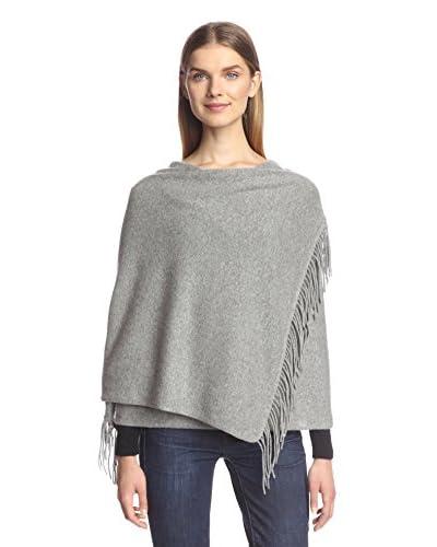Portolano Women's Solid Wrap, Grey