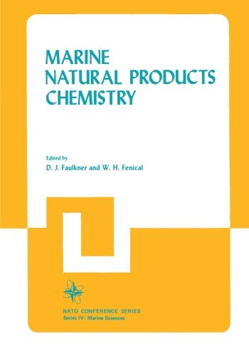 Marine Natural Products Chemistry (Nato Conference Series (closed))