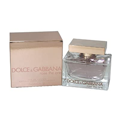 Rose The One by Dolce & Gabbana for Women - 2.5 Ounce EDP Spray