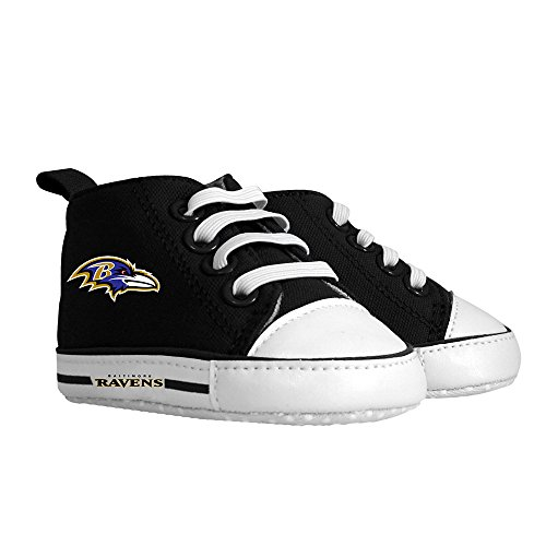 Baby Fanatic Pre-Walker Hightop, Baltimore Ravens