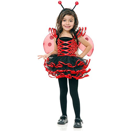 Lady Bug Cutie Toddler Costume - Toddler