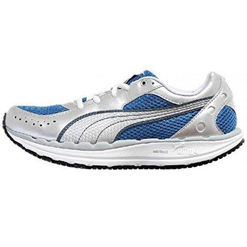 Puma body train Mesh L scarpe, fitness scarpe, taglia 38 scarpe da ginnastica da donna in acciaio inox