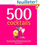 500 Cocktails: The Only Cocktail Comp...