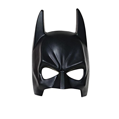 Children's Batman Costume Mask - 1