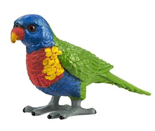 Safari Ltd Wings of the World Lorikeet Toy Figurine