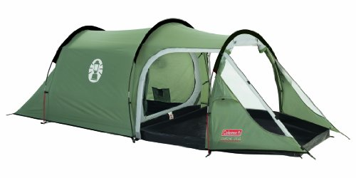 Coleman Coastline Plus Two Man Tent - Green/Grey