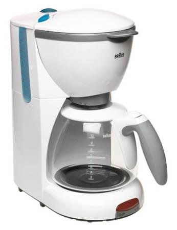 Braun Coffee Maker At Target : Finding Coffee Makers Designer Coffee Makers World