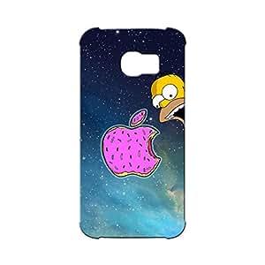 BLUEDIO Designer Printed Back case cover for Samsung Galaxy S6 Edge - G6605