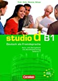 img - for Studio D in Teilbanden: Kurs- Und Ubungsbuch B1 MIT Lerner-CD (Einheit 1-5) (German Edition) book / textbook / text book