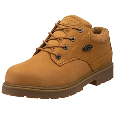 Lugz Men's Drifter Lo Steel-Toe Boot