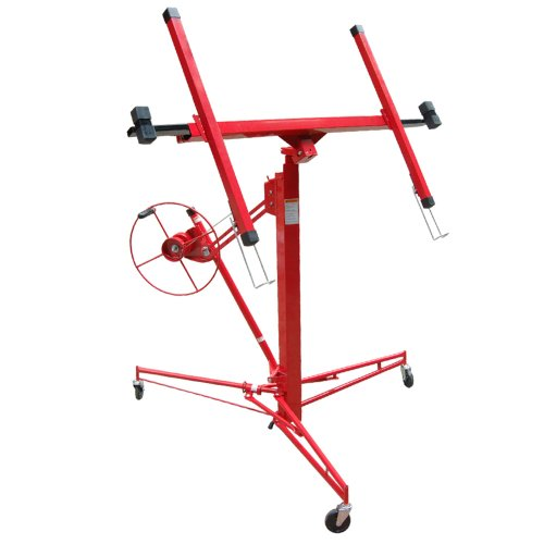 Drywall Lift Plasterboard Panel Lifter 11' 15' Red