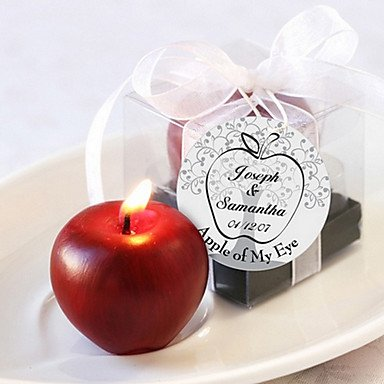 Zcl Apple Of My Eye Mini-Candle