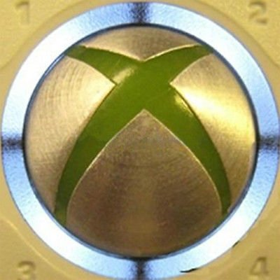 Video Games Accessories : Xbox 360 Console Controller Led Mod Ring Of Light Spare Parts Replacement Decoration (White)
