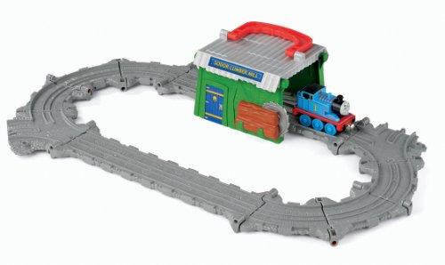 Thomas The Train: Take-N-Play Thomas At The Sodor Lumber Mill front-488774
