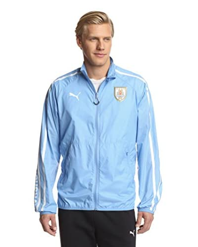 PUMA Men's Uruguay Walkout J Jacket
