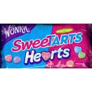 Wonka Sweet Tart Hearts Valentine Candy