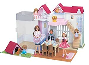 : House Royal Suite Home Rika Rika-chan (japan import): Toys & Games