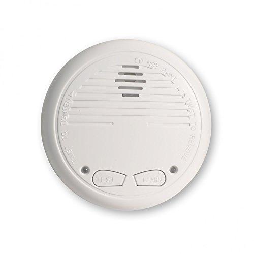 1 Nemaxx WL2 Funkrauchmelder Rauchmelder Brandmelder Set Funk koppelbar vernetzt - nach EN 14604