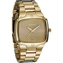 Nixon Player Gold-Tone Mens Watch 140509