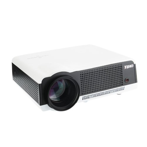 Lightinthebox Tiho - Wxga 2800 Lumens Lcd Projector With Hdmi Input Tv Tunerhome Video Movie Theater Mini Projectors