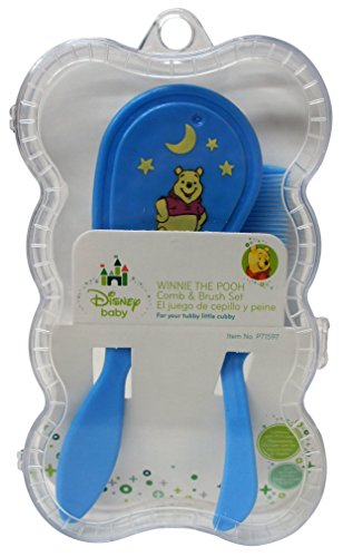 Winnie The Pooh Comb & Brush Set - 1