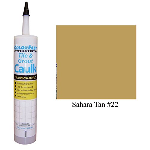 color-fast-caulk-matched-to-custom-building-products-sahara-tan-sanded