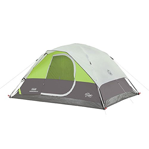 Coleman 4 Person Aspenglen Instant Dome Tent (Coleman Instant Dome 4 compare prices)