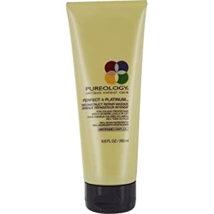 Pureology Perfect 4 Platinum Reconstruct Repair Masque, 6.8 Ounce