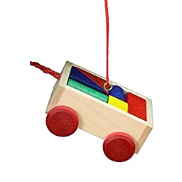 10-0556 - Christian Ulbricht Ornament - Wagon - 1\