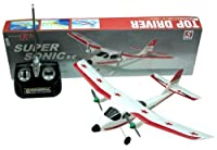 Remote Control Super Sonic Airplane Rc Ready To Fly