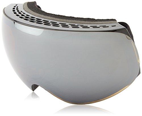 Electric Eg3 Ski Goggles, Gloss Black, Bronze/Silver Chrome