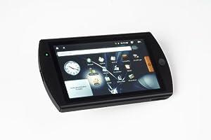 Diverse Nexo Pad 7 17,8 cm (7 Zoll) Tablet-PC (Rockchip, 1GHz, 4GB Flash-Speicher, Android 1.5) schwarz