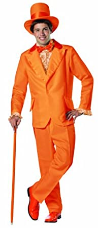 Orange Dumb and Dumber Lloyd Costume (Plus)