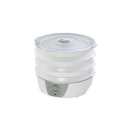 Presto 06302 Food Dehydrator Electric Dehydro Adjustable