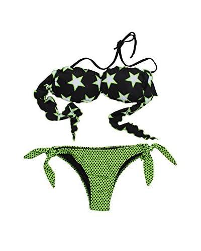 4giveness Bikini [Verde/Nero]