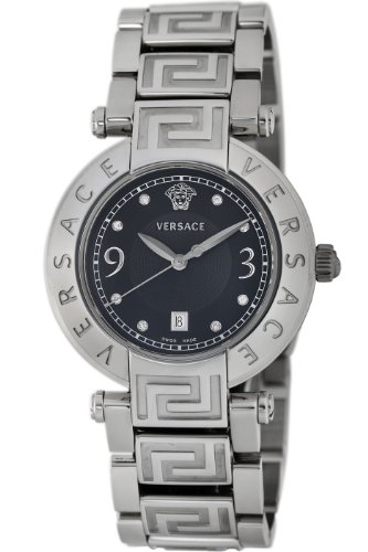 Versace Women's 68Q99SD009 S099 Reve Diamond Watch