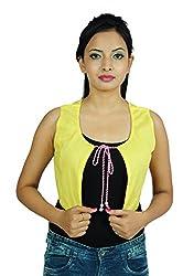 Goodwill Impex Cotton Yellow Jacket (Reversible) Size: _XXL