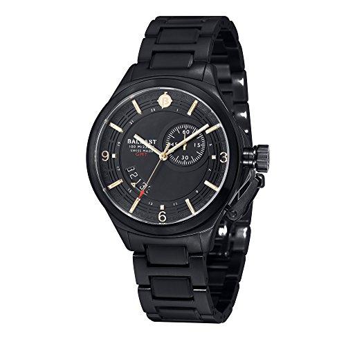 Ballast Men's BL-3126-66 TRAFALGAR Analog Display Swiss Made Watch